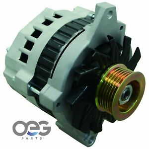 New Alternator For Chevy Corvette C4 5 7 L98 Updated Version Direct Fit