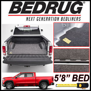 Bedrug Classic Bed Mat Truck Liner For 2019 2020 Sierra 1500 W 5 Ft 8 In Bed