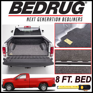 Bedrug Classic Bed Mat Truck Liner For 2019 2020 Silverado 1500 W 8 Ft Bed