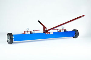 The Trailblazer Deluxe Tbd60 Magnetic Sweeper Dmp Industries