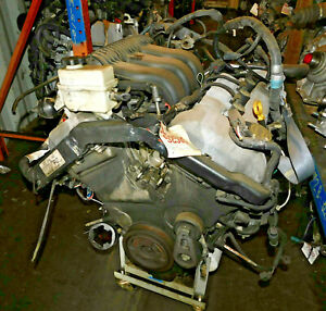 2005 06 07 Ford Five Hundred Freestyle Montego Engine 3 0l V6 W warranty 101k