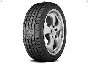 4 New 205 65 15 95tr Hr Continental Conti Pro Contact Tires Oe Honda Toyota