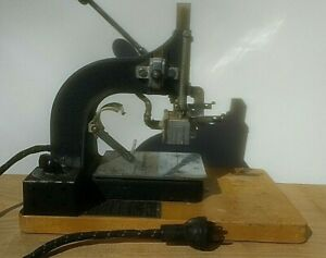Kingsley Stamping Machine Hot Foil