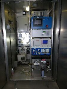 Cemtek Cems W Thermo 42i Ls Nox And Servomex 1440 O2 Analyzers Cemlink More 2