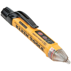 Klein Tools Ncvt 5a Non contact Voltage Tester Pen Dual Range W Laser Pointer