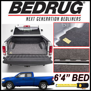 Bedrug Classic Bed Mat Truck Liner Fits 2019 20 Ram 1500 W 6 4 Bed W o Rambox
