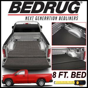Bedrug Bedtred Impact Liner Bed Mat 2019 2020 Chevy Silverado 1500 W 8 Ft Bed