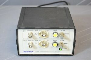 Tektronix 1103 Tekprobe Power Supply If Ps W offset 2 Conn