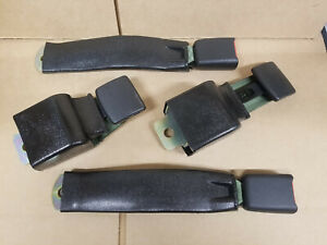 One Pair 2 Hmmwv Lap Style Seat Belt Green Rat Rod Tractor Forklift 12340809