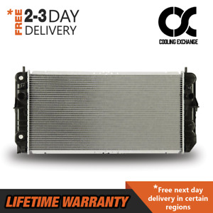 2352 Besuto Radiator For Cadillac Deville 2000 4 6 V8 Dhs Dts