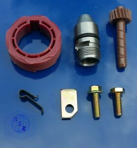 Gm Muncie Th350 Powerglide Speedometer Gear Kit 18 Driven 7 Drive Bullet Clamp