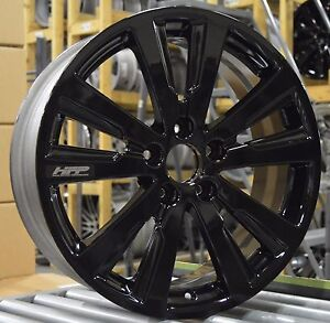 18 Honda Civic 2012 2013 2014 2015 Factory Oem Rim Wheel 64030 Gloss Black Set