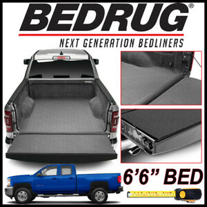 Bedrug Impact Bed Protection Liner Mat Fits 2007 19 Silverado 2500 3500 6 6 Bed