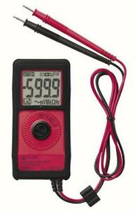Amprobe Precision Pocket Series Voltage Current Electrical Test Meter