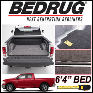 Bedrug Classic Bed Mat Truck Liner Fits 2002 19 Dodge Ram W 6 4 Bed W O Rambox