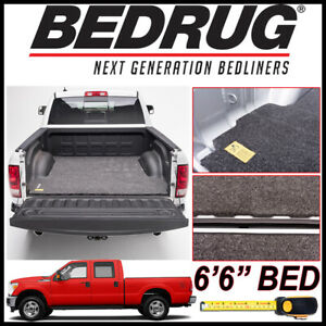 Bedrug Classic Bed Mat Truck Liner Fits 1999 2016 Ford F 250 F 350 W 6 6 Bed
