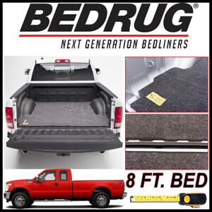 Bedrug Classic Bed Mat Truck Liner Fits 1999 2016 Ford F 250 F 350 W 8 Ft Bed