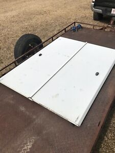 Gem Top Commercial Truck Bed Work Top Cover