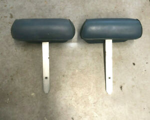 70 71 72 Chevelle Bench Seat Head Rests Restraint Gto Skylark Cutlass Nove Impal