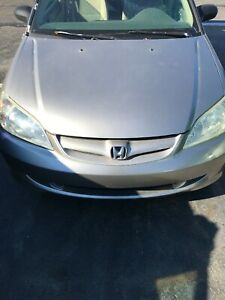 2005 Honda Civic Hood Yr 528m 4 Oem Paint 04 05 2dr 4dr Immaculate Condition