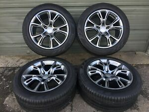 20 Jeep Grand Cherokee Srt Trackhawk Dodge Durango Oem Wheels Rims Tires 9113