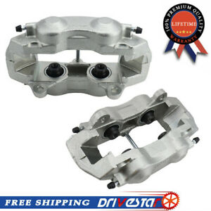 Set 2 Brand New Rear Left Right Disc Brake Caliper 65 82 Chevrolet Corvette