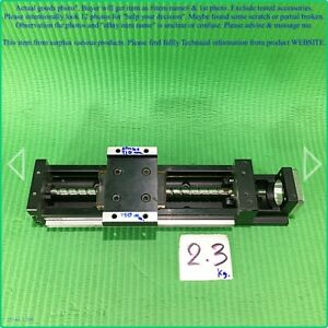 Thk Kr33a Linear Stage As Photo Pitch 10mm Stroke100 Sn 9980 D m Pgp