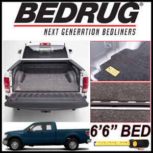 Bedrug Classic Bed Mat Truck Liner Fits 2004 2014 Ford F 150 W 6 Ft 6 In Bed