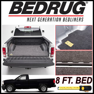 Bedrug Classic Bed Mat Liner 2007 2018 Chevy Silverado 1500 With 8 Ft Bed