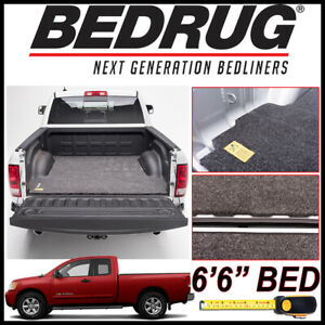 Bedrug Classic Bed Mat Liner Fits 2004 2015 Nissan Titan With 6 Ft 6 In Bed