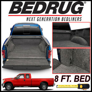 Bedrug Classic Bed Liner Mat For 1999 16 F 250 F 350 W 8 Ft Bed W O Step Gate