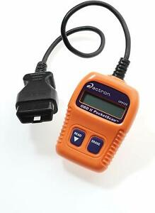 Actron Cp9125 C Pocket Scan Code Reader For 1996 Newer Vehicles New Free Ship
