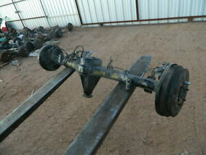 Toyota Tundra V8 4 7l Acc Cab Rear Differential Axle Carrier Complete W Abs