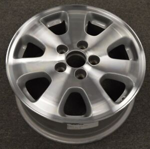 16 Honda Odyssey 99 00 01 02 03 04 Factory Oem Rim Wheel 63839 Machined Blemish