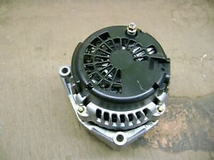 350 Amp Chevy Cadillac Gmc High Output Alternator Usa Made Oem Delphi Custom