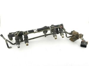 454 7 4 Liter Fuel Rail W Injectors For 96 00 Chevy Truck Suburban 2500 3500