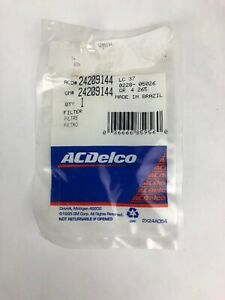Gm 24209144 Ac Delco Automatic Transmission Filter New For Chevy Olds Avalanche