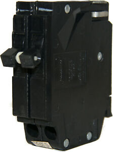 Crouse hinds Mh250 Double Pole Circuit Breaker 50a 120 240vac 2p New