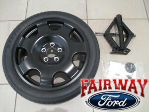 15 Thru 20 Mustang Oem Genuine Ford Spare Wheel Tire Kit With Jack