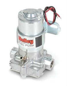 Holley Black Electric Marine Fuel Pump 120 Gph 7 Psi 712 815 1