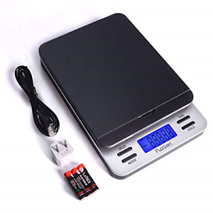 Accurate Digital Postal Scale 86 Lb 0 1 Oz With Hold Tare Function Lcd Display