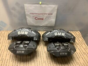 Bwm 1m Brembo Six Piston Front Rear Left Right Brake Calipers