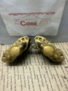 2004 2007 Subaru Wrx Sti Rear Left Right Rear Brembo Calipers