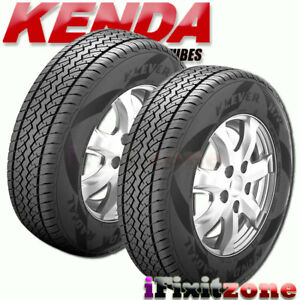 2 New Kenda Klever H p Kr15 235 70r15 103s All season Tires For Truck Suv Cuv