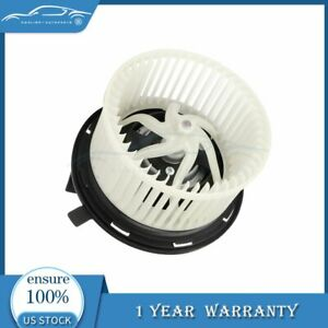Hvac Heater Blower Motor Fan Fits Jeep Wrangler Liberty Car 700154 Abs Plastic