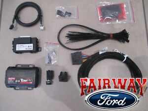 19 Thru 20 Ranger Oem Genuine Ford Adjustable Trailer Brake Controller Kit
