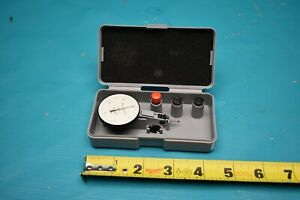 Used Brown And Sharpe 599 7031 6 Dial Test Indicator Set