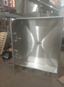 Very Large Wash Sink Stainless Steel