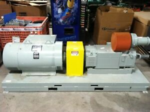 New 60 Kw 75 Kva Kato 170 300 Volts 45 65 Hz V In 480 Electric Motor Generator
