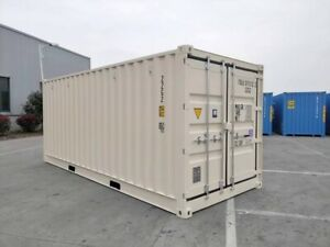 Brand New Shipping Containers Available In 20 And 40 Ft Units For Sale